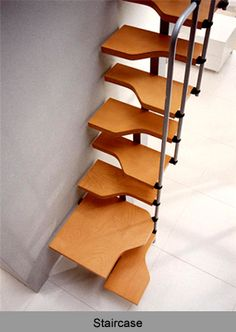 stair in a Vastu house.