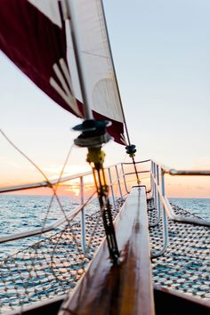 Don't forget that sometimes, to be set free, you have to sail deeper than you have before.