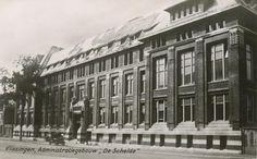 """Hoofdkantoor van de Koninklijke Maatschappij """"De Schelde"""".... aka KMS"""