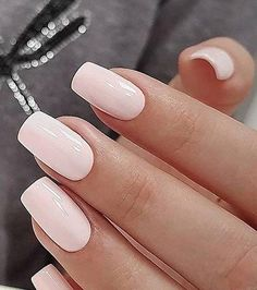 Nail art nude avec des ongles longs Nail art nails with long nails Blush Nails, Nude Nails, Gel Nails, Nail Polish, Navy Acrylic Nails, Nails To Go, Long Nails, Hair And Nails, Manicure Y Pedicure