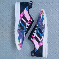 adidas zx flux smooth black/copper BACDS
