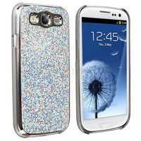 Glittery Galaxy SIII phone case