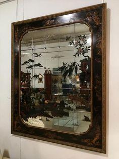 Mirror #antique #mirror #oriental #chinese #japanese #design #decor #ornate #bossbabe