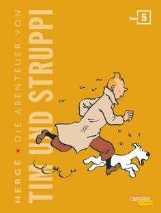Tim und Struppi Kompaktausgabe, Band 5