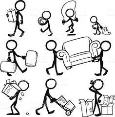 stick-figure-people-moving-illustration-id167591029 (1009×1024)