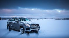 Winter testing the Mercedes-Benz GLE 350D