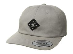 751f11059ea Hurley San Pedro Dad Hat (Dark Stucco) Caps. When your surf sesh is