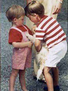 William and Harry 1987                                                       …
