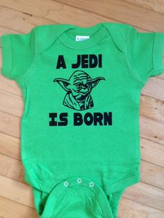 Star Wars Inspired Baby Body Suit One Piece by StellasShoppe