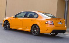 Ultra HD Ford FPV F6 636 1920×1200