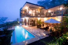 Gorgeous villa in Costa Rica