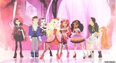 Ever After High is a web series and a fashion doll franchise released by Mattel in July 2013. Description from imgarcade.com. I searched for this on bing.com/images