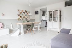 Hello everyone, ready to take another home tour? Today it's apretty pastel abode located in Amersfoort, The Netherlands. I…