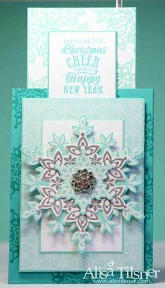 'Tis the Season to be Crafty…falalalalala!!! Welcome to the Artful Stampers Blog Hop!  We are using products from the latest Holiday Catlogue for you to feast your eyes upon.  Check out the new format of the catalogue – online or via your current Demonstrator. It's chock full of awesome ideas and products for you to…