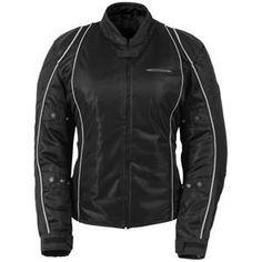 96e6031a7c1a8 Fieldsheer Womens Breeze 3.0 Mesh Jacket - Black Black Grey Mesh Jacket