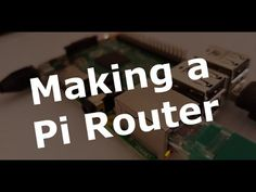 Raspberry Pi Router Guide - JohnKeen.tech