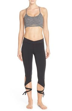 Free People Sports Bra & Leggings available at #Nordstrom