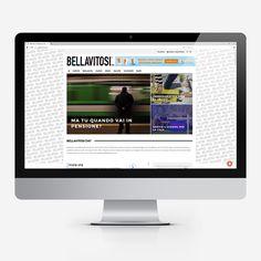Web magazine su base Wordpress realizzato per Bellavitosi, dedicato al target over 50. Red Onion si è occupata della personalizzazione del template, della selezione e l´installazione di plugin specifici, dell´attivazione del servizio Newsletter tramite MailChimp. Ci prendiamo cura quotidianamente della manutenzione tecnica e degli aggiornamenti del sito.