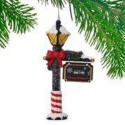 Seattle Seahawks Street Lamp Ornament $7.95