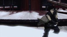 Nanashi vs Rarou - Sword of the Stranger