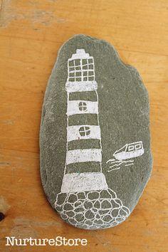 ligthhouse craft for kids