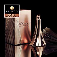 Bronze Pentaward 2015 – Luxury – Karim Rashid