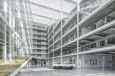 Brussels Environment / architectenbureau cepezed