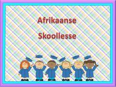 TAALSTRUKTURE Hierdie lesse kan in klaskamers gebruik word. Is geskik vir ouers . Afrikaans, Grade 1, Curriculum, Worksheets, Language, Teacher, App, Education, Words