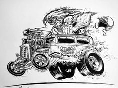 jeff norwell art | The Jalopy Journal