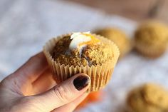 What's not to like about a muffin? They make a great on-the-go breakfast, snack, or pre-workout bite, and they can usually be crammed full of nutrition from fruit, nuts, or even veggies, like carrot and zucchini. One of my biggest issues with some of the 'muffin' recipes I've come across is the amount of sugar....Read More »