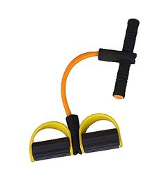 Home Fitness Equipment Crunches Situps Rally Yoga Resistance Bands ** Click image to review more details.(This is an Amazon affiliate link)