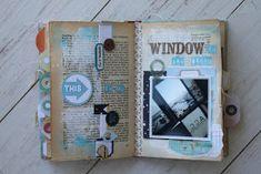 Entra y descubre qué es el Scrapbooking, una manera muy original de guardar tus recuerdos, de escribir tu historia...