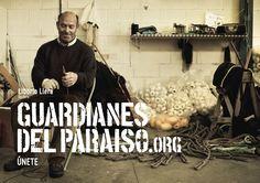 """Anuncio de campaña Teaser """"Guardianes del Paraíso"""". Liborio Llera, redero #villasmarineras  #costa #ParaísoNatural"""