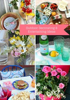 Outdoor Decorating a