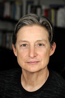 Judith Butler (born February 24, 1956) is an American philosopher and gender theorist, whose work has had a significant influence on the fields of feminist, queer, and literary theory, philosophy, political philosophy, and ethics.