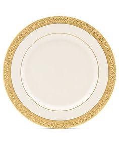 Lenox Dinnerware, Westchester Dinner Plate - Fine China - Dining & Entertaining - Macys
