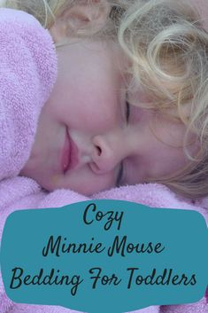 Cutest Minnie Mouse Bedding For Your Adorable Toddler - Cozy and cuddly Minnie Mouse bedding for toddlers to enjoy on their bed every night! Kids Sleep, Baby Sleep, Child Sleep, Toddler Sleep, Parenting Teens, Parenting Hacks, Single Parenting, Parenting Humor, Minnie Mouse Bedding