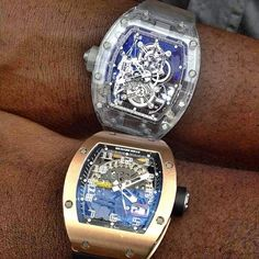 Richard Mille Watch. (Men's?) Very Cool Looking