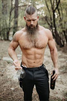 Daily Dose of Awesome Beard Style Ideas @my_bearded_america Photo: @littlelaurelphotography From Beardoholic.com