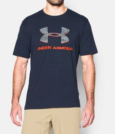 Shop Under Armour for Men's UA Camo Fill Logo T-Shirt in our Mens Tops department.  Free shipping is available in US.