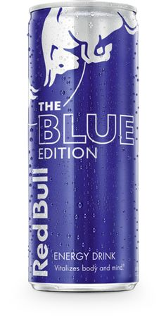 Red Bull Blue Edition Blueberry