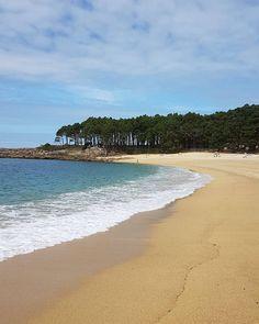 Area de Bon  en la Ría de Aldán #RíasBaixas vía @bonitalavidaviviendovigo #Galicia #SienteGalicia