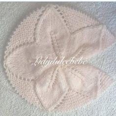 : Tutorial Sheet No. Baby Knitting Patterns, Love Knitting, Baby Sweater Knitting Pattern, Knitting For Kids, Crochet For Kids, Knitting Projects, Crochet Baby, Knit Crochet, Kids Hats