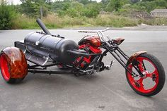 bbq side car chopper....really?
