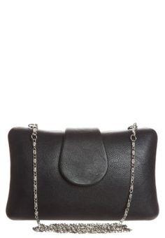 #black #bag #pochette #clutch