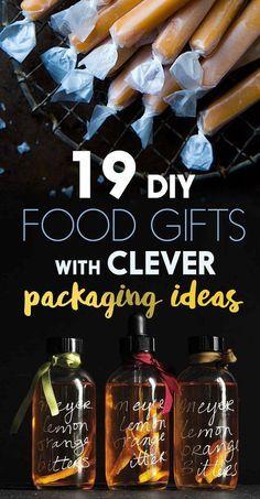 Homemade Food Gifts, Diy Food Gifts, Edible Gifts, Jar Gifts, Food Crafts, Gifts For Foodies, Gift Jars, Homemade Liquor, Handmade Christmas Gifts