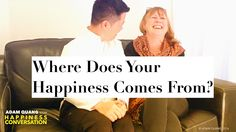 Adam asks Lynn Bayer a Torontonians, what makes her happy and how to create and sustain happiness in her everyday life. Happiness Conversation with Adam Quan...