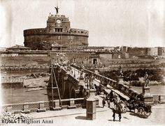 Castel Sant'Angelo 1890
