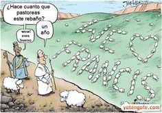 Impactante Imagen de el Papa Francisco un Pastor que hace lio - YoTengoFe.com   ¿y Tú tienes Fe? - Una Nueva Forma de Evangelizar!