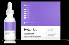 According to the hype, this serum will give you younger looking skin in 10 days. Hylamide SubQ Anti-Age Advanced Serum.